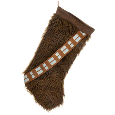 Star Wars Chewbacca 18-Inch Plush Stocking - Gamer's Town
