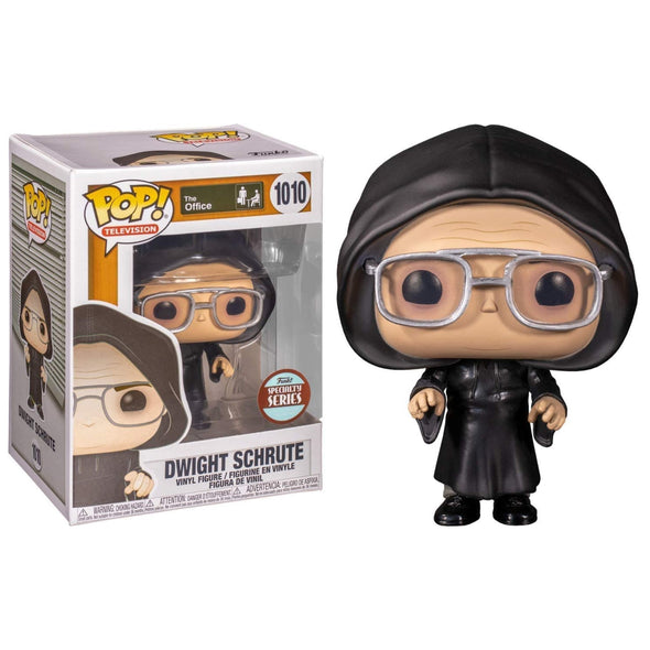 The Office Dwight as Dark Lord Pop! Vinyl Figure - Specialty Series - Gamer's Town