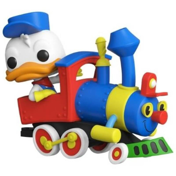 FUNKO POP! TRAIN: Casey Jr.- Donald Duck w/ Engine