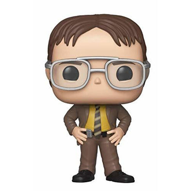 FUNKO POP! TELEVISION: The Office - Dwight Schrute - Gamer's Town