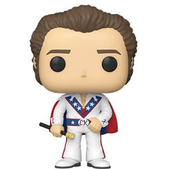 FUNKO POP! ICONS: Evel Knievel w/ Cape - Gamer's Town