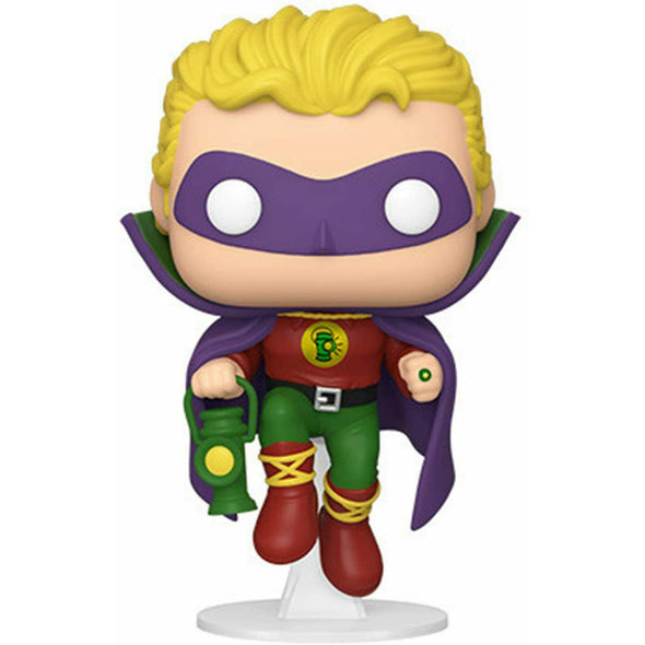 Green Lantern Alan Scott Pop! Vinyl Figure - Specialty Series - Gamer's Town
