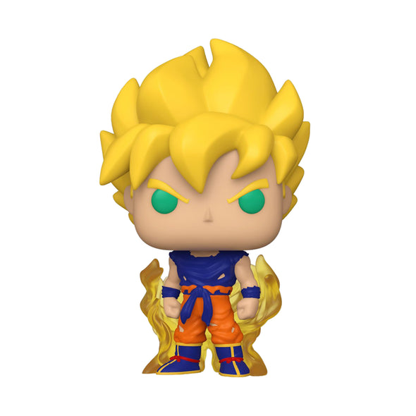 FUNKO POP! ANIMATION: Dragon Ball Z- SS Goku (First Appearance) - Gamer's Town