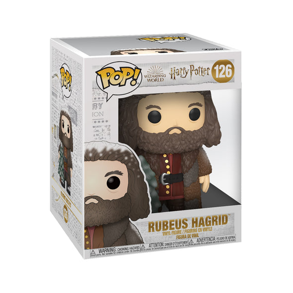 FUNKO POP! HARRY POTTER: Holiday - Hagrid 6 - Gamer's Town