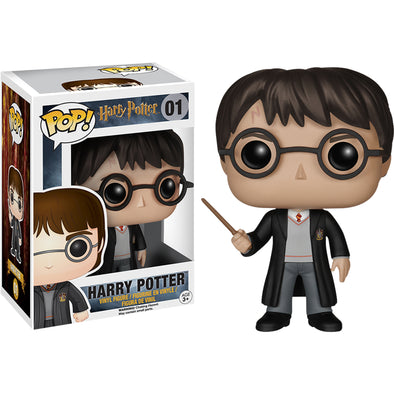 FUNKO POP! MOVIES: Harry Potter - Harry Potter - Gamer's Town
