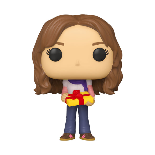 FUNKO POP! HARRY POTTER: Holiday- Hermione Granger - Gamer's Town