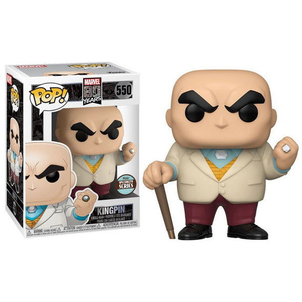 Marvel 80th First Appearance Kingpin Specialty Series Pop! Vinyl Figure - Gamer's Town