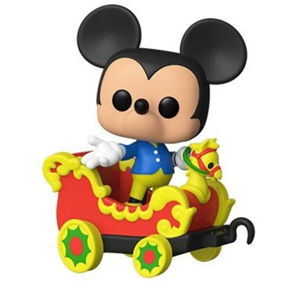 FUNKO POP! TRAIN: Casey Jr.- Mickey in Car - Gamer's Town