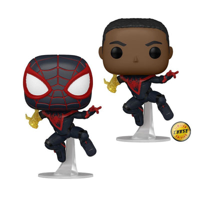 FUNKO POP! Games: Marvel's Spider-Man Miles Morales - Gamer's Town