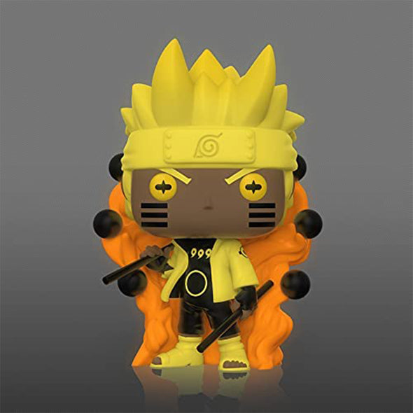 FUNKO POP! Specialty Series Animation:Naruto-Naruto 6 Path Sage GITD - Gamer's Town