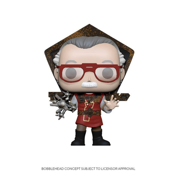 FUNKO POP! ICONS: Stan Lee in Ragnarok Outfit - Gamer's Town