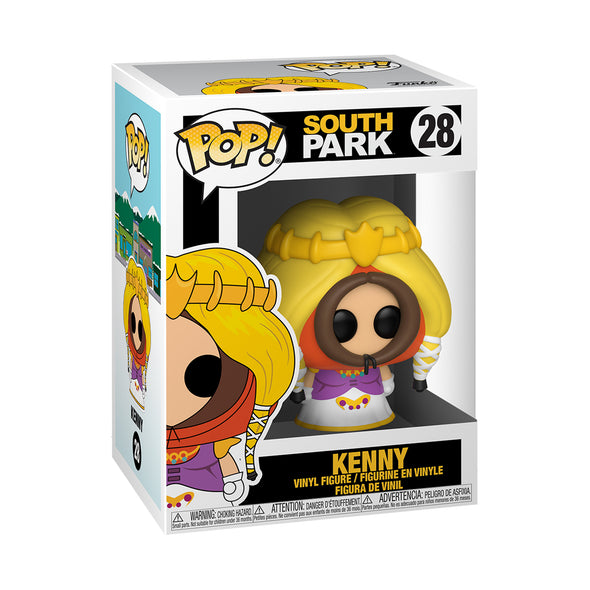 FUNKO POP! ANIMATION: South Park- Princess Kenny - Gamer's Town