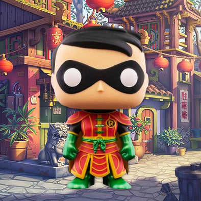 DC Comics Imperial Palace Robin Pop! Vinyl Figure - Gamer's Town