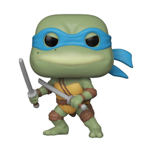 FUNKO POP! VINYL: Teenage Mutant Ninja Turtles- Leonardo - Gamer's Town