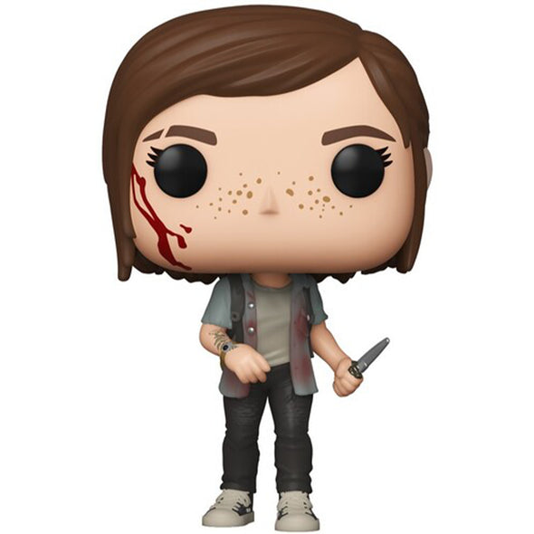 FUNKO POP! GAMES: The Last Of Us - Ellie - Gamer's Town