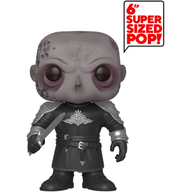 "FUNKO POP! TELEVISION: Game of Thrones - The Mountain 6"" (Unmasked) - Gamer's Town"