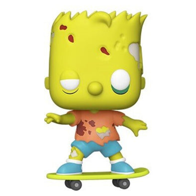 FUNKO POP! ANIMATION: Simpsons - Zombie Bart - Gamer's Town