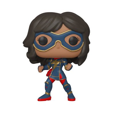 FUNKO POP! MARVEL: Avengers Game - Kamala Klan (Stark Tech Suit) - Gamer's Town