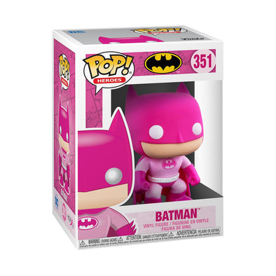 Funko POP! Heroes: Breast Cancer Awareness - Batman - Gamer' Town