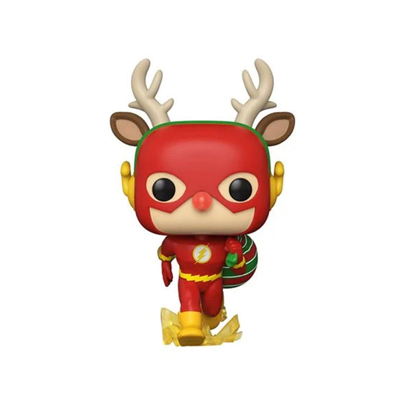 DC Holiday Rudolph Flash Pop! Vinyl Figure - Gamer's Town