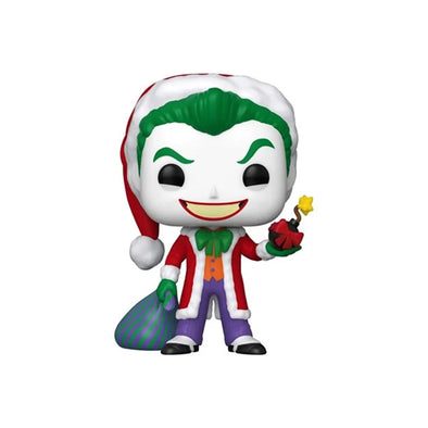 DC Holiday Santa Joker Pop! Vinyl Figure - Gamer's Town