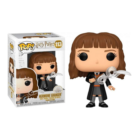 Harry Potter Hermione with Feather Pop! Vinyl Figure - Gamer's Town