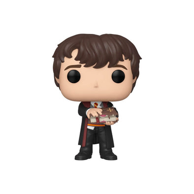 Harry Potter Neville with Monster Book Pop! Vinyl Figure - Gamer's Town