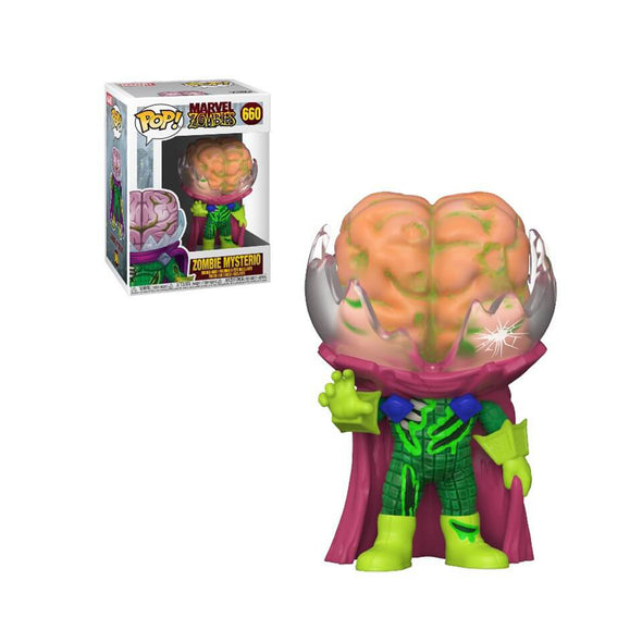 FUNKO POP! MARVEL: Marvel Zombies - Mysterio - Gamer's Town