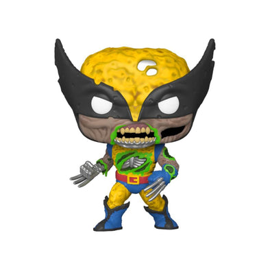 FUNKO POP! MARVEL: Marvel Zombies - Wolverine - Gamer's Town