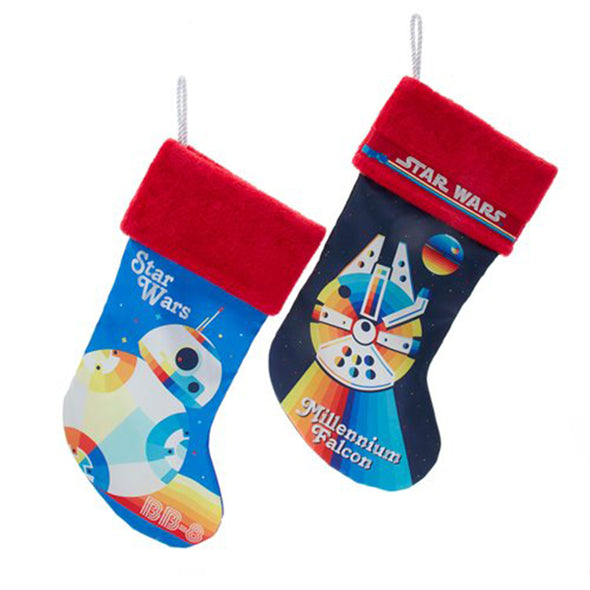 Star Wars 19-Inch Retro Stocking - Gamer's Town