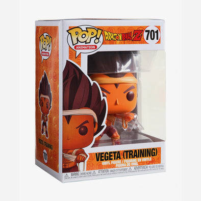 Dragon Ball Z Training Vegeta Pop! Vinyl Figure - Gamer's Town