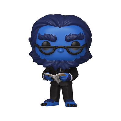 FUNKO POP! MARVEL: X-Men 20th Anniversary - Beast - Gamer's Town