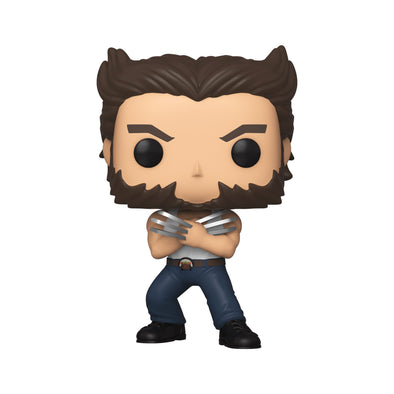 FUNKO POP! MARVEL: X-Men 20th Anniversary - Wolverine in Tanktop - Gamer's Town