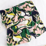 New Arrival 2020 Square Neck Scarf Women Silk Hair Brand Small Foulard Shawls And Wraps Lady Office Neckerchief Bandana Hijab