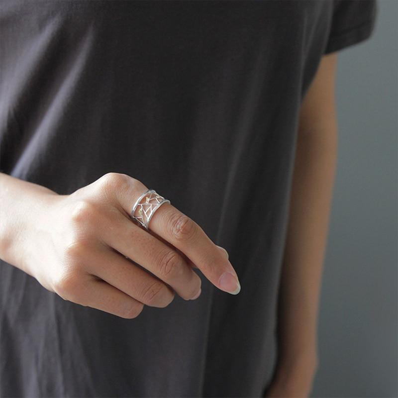 Belle Sterling Silver Ring
