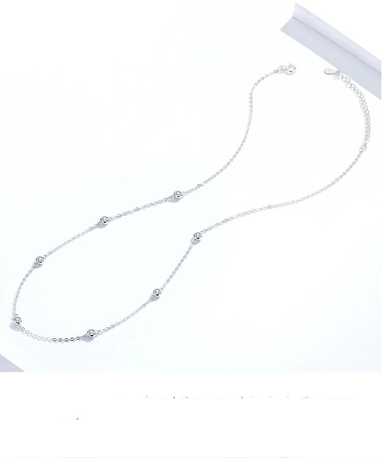 Lena 925 Sterling Silver Necklace