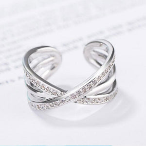 Alice 925 Silver Ring