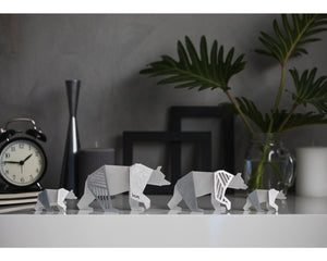 Bears: designer desktop home decor