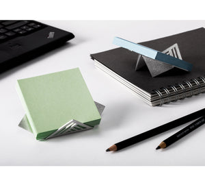 geometric modern memo note holder