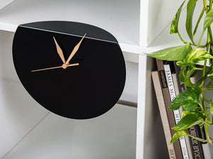 decorative shelf clock