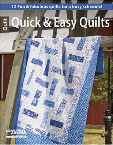 Quick & Easy Quilts