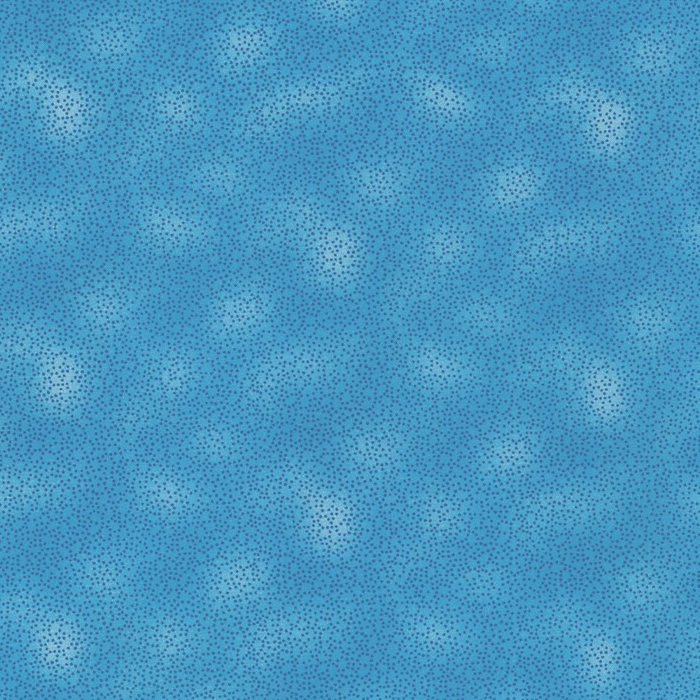 STOF Quilters Basic Dusty Style - Blue speckle