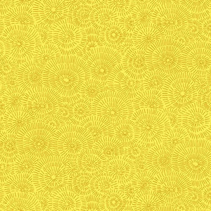 STOF Quilters Coordinates - Yellow
