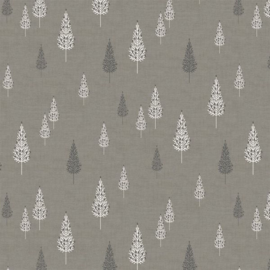 Christmas Scandi Trees Fabric