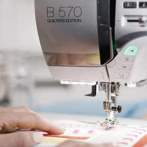 Bernina 570 Sewing Machine Quilters Edition