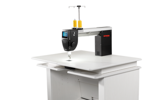 Q20 Long Arm Quilting Machine with Koala Table