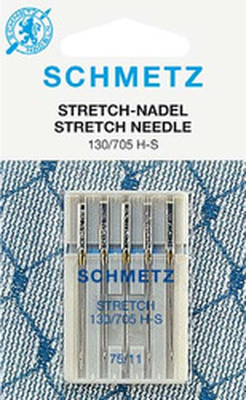 Stretch needles