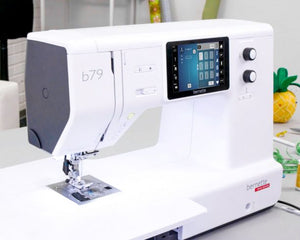 Bernette 79 Sewing & Embroidery Machine