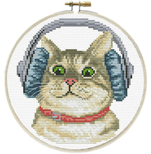 Load image into Gallery viewer, No-Count Cross Stitch Packs
