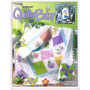 """Taddpole"" Quilts for Baby"